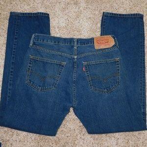 Levi's 501 original button-fly jeans 34 x 32